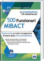 500 Funzionari Mibact