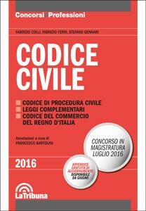 CODICE CIVILE La Tribuna 2016