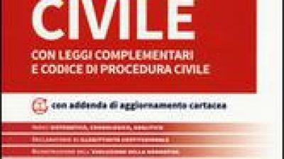 CODICE CIVILE Nel Diritto 2016 Concorso Magistratura