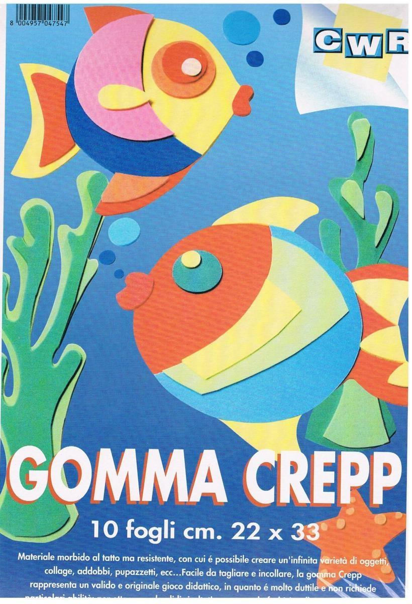 Gomma Crepp