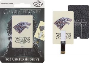 usb card games of thrones