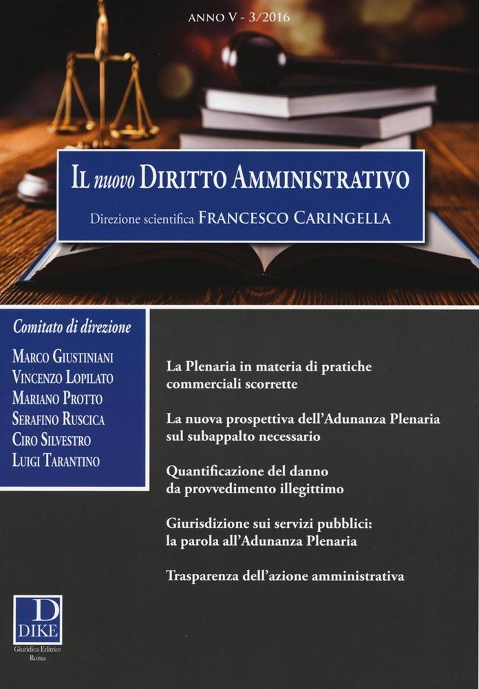 Nuovo diritto amministrativo