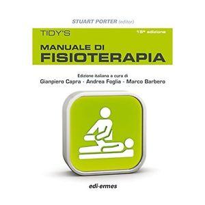 tidy's manuale di fisioterapia