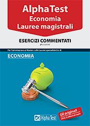 Alpha Test, Economia Lauree Magistrali