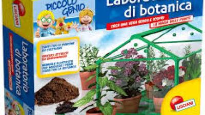 Laboratorio di botanica