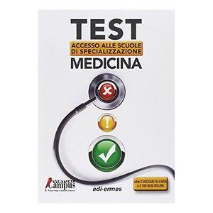 Test medicina la matricola for Test di medicina simulazione