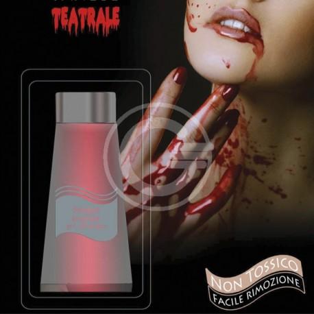 Halloween-sangue teatrale
