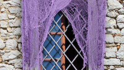 Halloween-tenda stracciona
