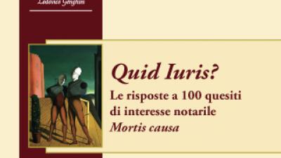 Quid Iuris?