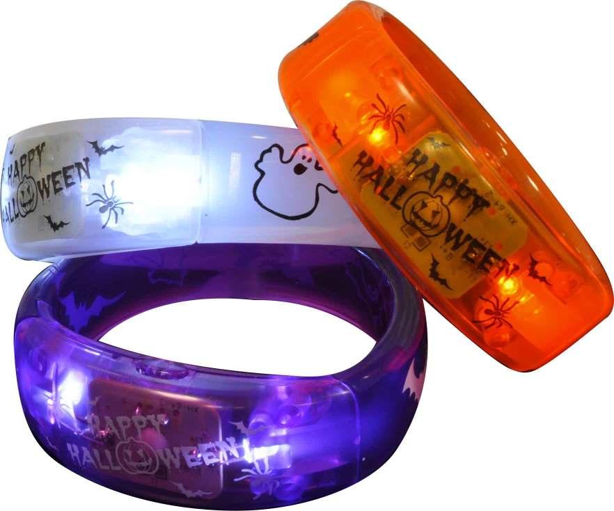 Halloween-braccialetto luminoso