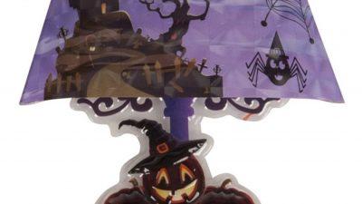 Halloween-lampada sticker