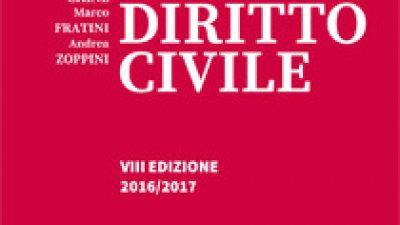 Manuale di Diritto Civile – Garofoli 2016/2017