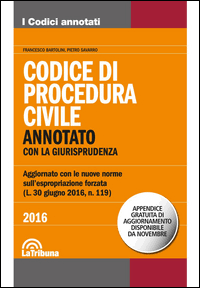 Codice di procedura civile LaTribuna