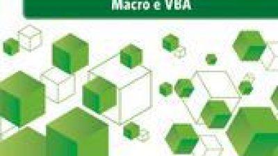 Microsoft Excel 2016 macro e VBA