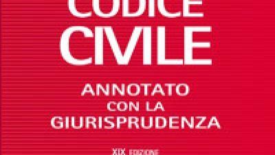 C1 Codice Civile annotato con la giurisprudenza