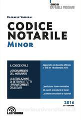 Codice notarile minor