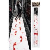 Halloween-tappeto sanguinoso