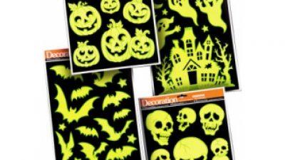 Halloween-decorazioni per finestre