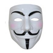 Halloween-Maschera V per Vendetta