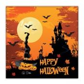 Halloween-Tovaglioli