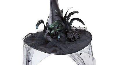 Halloween-cappello strega
