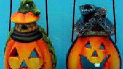 Halloween-portacero