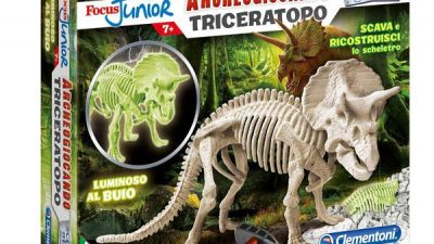 Archeogiocando-triceratopo