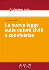 La nuova legge sulle Unioni Civili e Convivenze