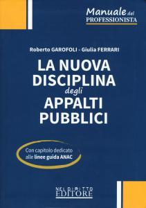 La nuova disiplina degli appalti pubblici