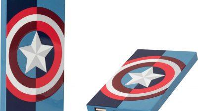 Marvel-Avengers-Capitan America-Powerbank