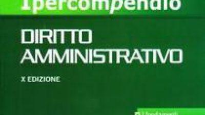 Diritto amministrativo-Ipercompendio