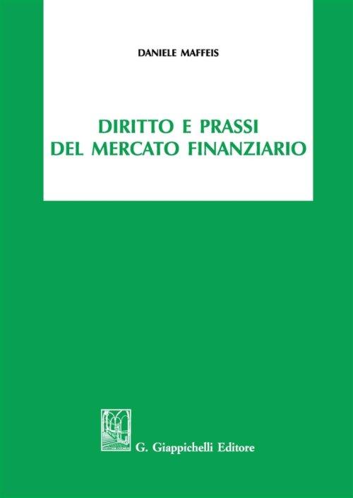 diritto e prassi del mercato finanziario