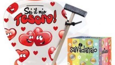 "San Valentino – Salvadanaio ""sei il mio tesoro"""