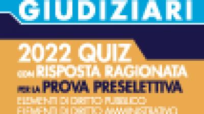 2022 Quiz Assistenti giudiziari