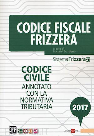 Codice civile con normativa tributaria