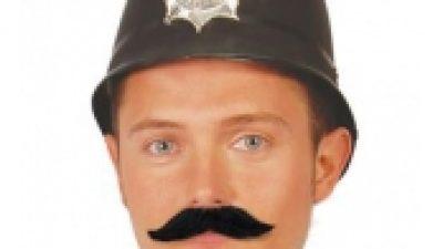 Cappello poliziotto inglese