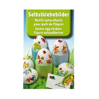 Adesivi per decorare le uova