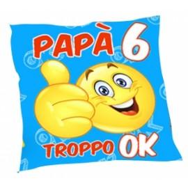 cuscino regalo festa del papà