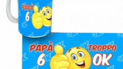Tazze auguri papà