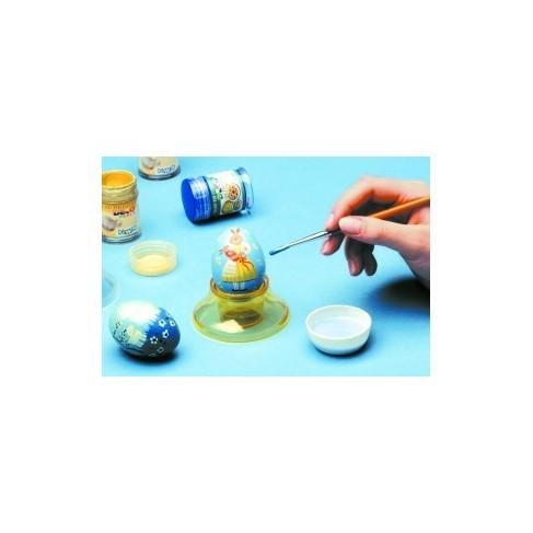 base per appoggiare le uova