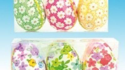 Uovo in stoffa