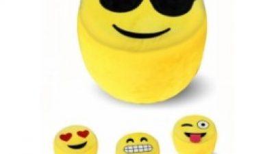 Pouf emoticon
