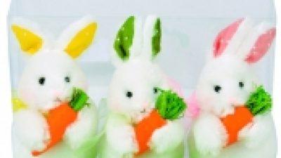 Coniglietti decorativi