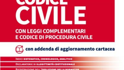 Codice Civile e Codice di Procedura Civile