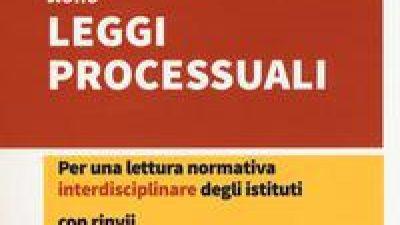 Codice delle Leggi Processuali