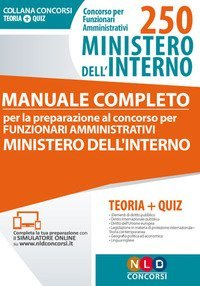 Ministero dell'interno, manuale completo