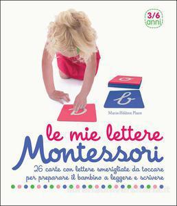26 carte con lettere per preparare il bambino a leggere e scrivere