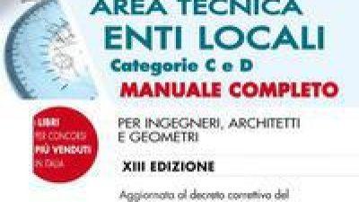 Istruttore e Istruttore Direttivo Area Tecnica
