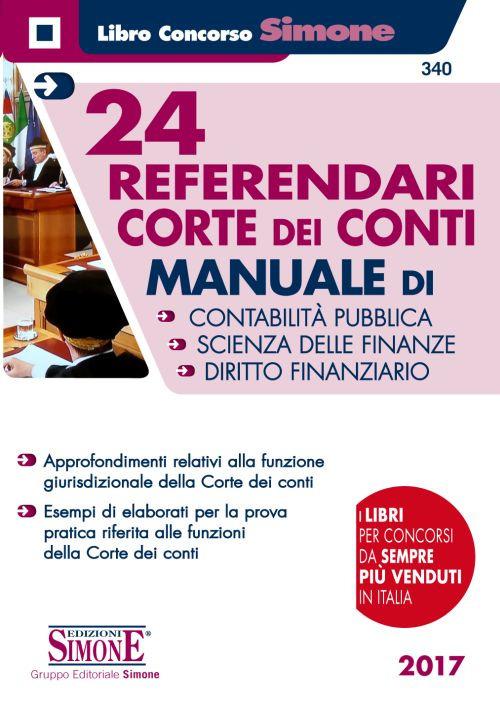 Manuale contabilità pubblica