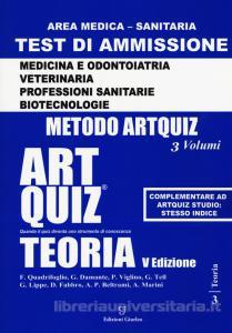 test ammissione medicina e odontoiatria, veterinaria, professioni sanitarie, biotecnologie
